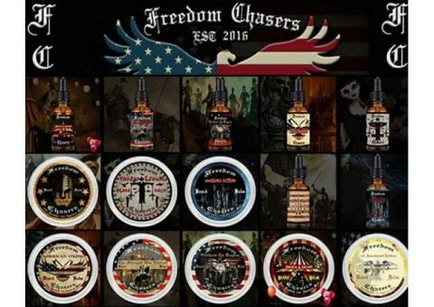 Freedom Chasers Organic and Natural Beard Care