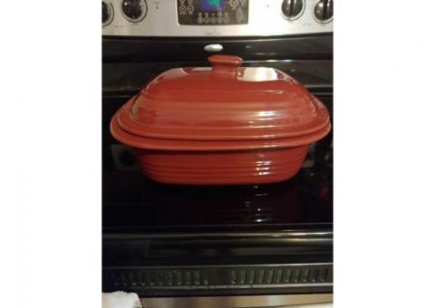 Pampered Chef 3 Quart casserole
